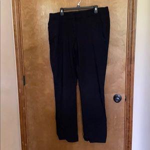 Tall Allie slacks.